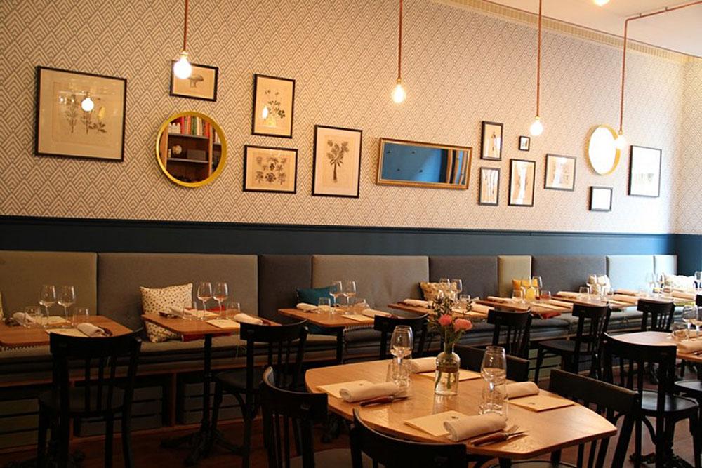 Restaurant Les Apothicaires Interieur 2